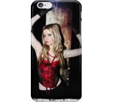 Old School Glamour iPhone Case/Skin