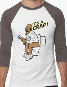 It's a crap! Men's Baseball ¾ T-Shirt