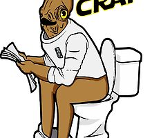 It's a crap! by Mandar In