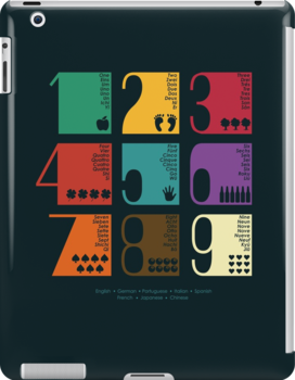Numbers by Choma House