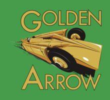 Golden Arrow One Piece - Short Sleeve