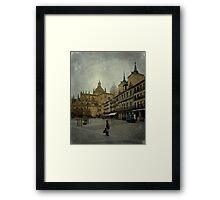Segovia Framed Print