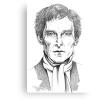 Portrait of Jeremy Brett  Metal Print