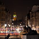 London by night by bryaniceman