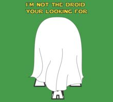 I'm not your driod! Kids Tee