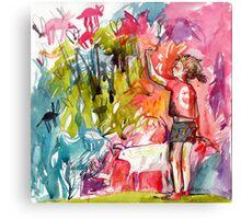 Paint! Canvas Print