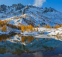 Enchantments First Snow by mikereid
