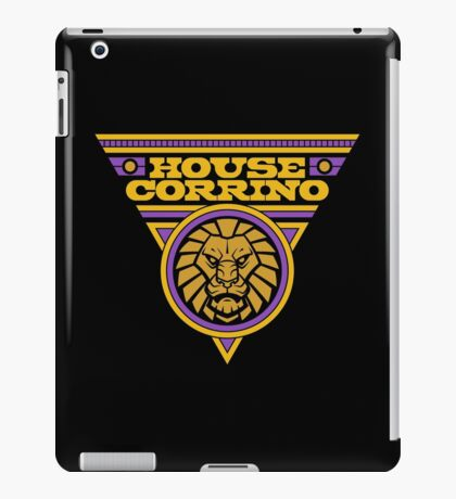 Dune HOUSE CORRINO iPad Case/Skin