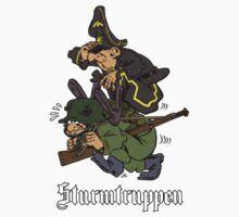 Sturmtruppen by KevinStefanoni