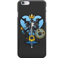 (Kingdom Hearts) All for One and One for All iPhone Case/Skin
