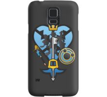 (Kingdom Hearts) All for One and One for All Samsung Galaxy Case/Skin