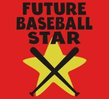 Future Baseball Star One Piece - Long Sleeve