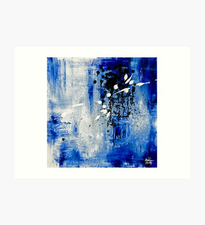 Abstract #1 Art Print