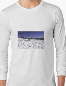 Snow Long Sleeve T-Shirt