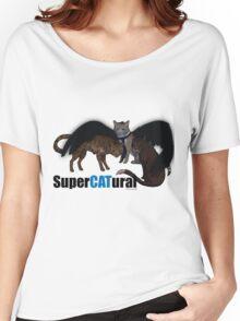 SuperCATural Women's Relaxed Fit T-Shirt