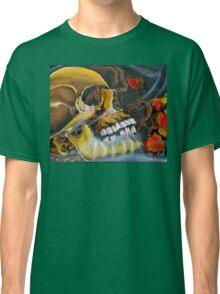 Fall Skull Classic T-Shirt