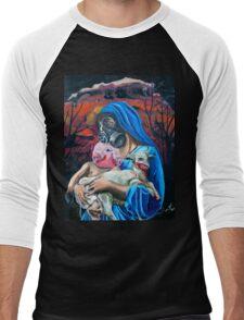 The Madonna Men's Baseball ¾ T-Shirt