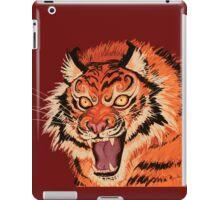 Beautiful Tiger Ferocity  iPad Case/Skin