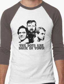 The Boys! Men's Baseball ¾ T-Shirt