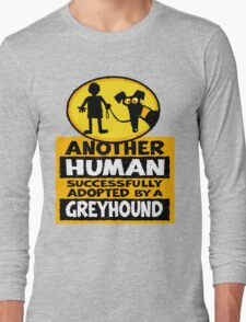 Another Human Long Sleeve T-Shirt