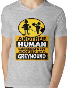Another Human Mens V-Neck T-Shirt