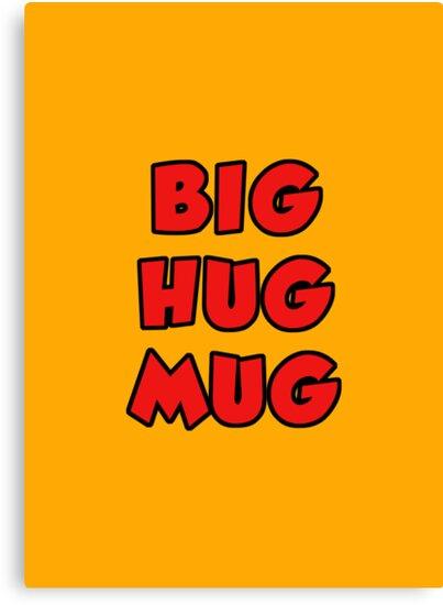 True Detective - Big Hug Mug by lordbiro