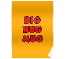 True Detective - Big Hug Mug Poster
