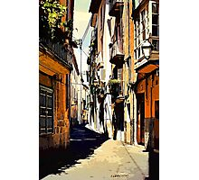 Artwork Palma de Mallorca Spain Photographic Print