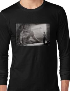 Cyberpunk Photo 009 t-shirt Long Sleeve T-Shirt