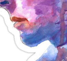 Sherlock: Watercolor Sticker
