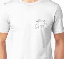 Political hmmms! Unisex T-Shirt