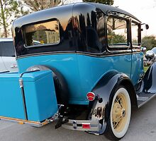 "1931 ""Model A"" Ford by AuntDot"