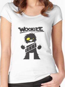 Wookie Women's Fitted Scoop T-Shirt