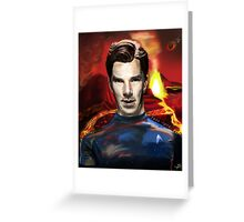 John Harrison - You think your world is safe Greeting Card
