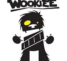 Wookie by Mandar In