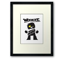 Wookie Framed Print