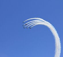 Airshow by Harald Ole Hansen