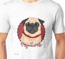 Pug Lover Unisex T-Shirt