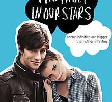 The Fault in Our Stars Poster by MATDiamonds