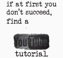 You Tube Tutorial by AdTheGeek