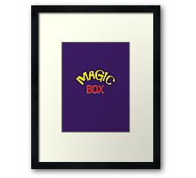Magic Box - Buffy the Vampire Slayer Framed Print