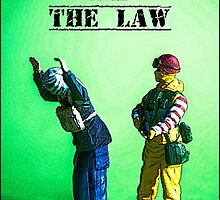 I am the Law by Tim Constable
