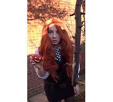 Amy Pond (The Eleventh Hour 3)  Photographic Print