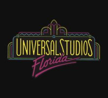 Classic Universal Studios Florida Logo by UniversalNOW