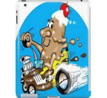 RACE CAR CARTOON TABLET CASE iPad Case/Skin