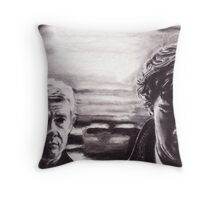 Sherlock: I don't have friends, I've just got one Throw Pillow
