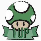 1 UP by Graphox