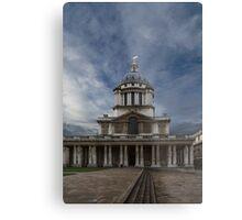Greenwich buildings 1 Metal Print