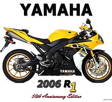 Yamaha R1 by William  Israelson