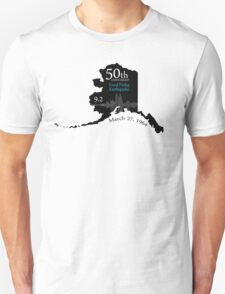50TH ANNIVERSARY GOOD FRIDAY EARTHQUAKE Unisex T-Shirt